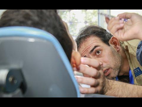 French Maxillofacial Mission Return to Gaza