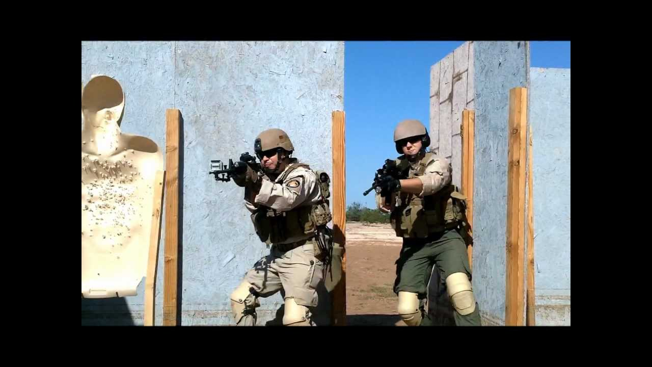 Advanced Tactical Training at Marauders Urban Assault Course