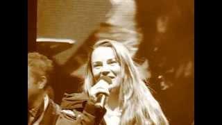 Tina Maze - My way is my decision (live in Črna 2015)