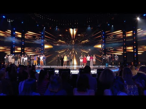 The X Factor UK 2018 Results Live Shows Round 1 Winners Full Clip S15E16
