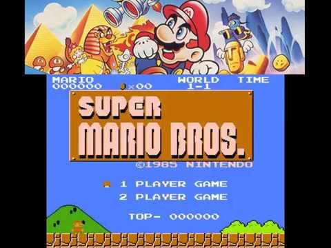 Guia de super mario bros/ Mario elige la tuberia correcta/ EPISODIO 1