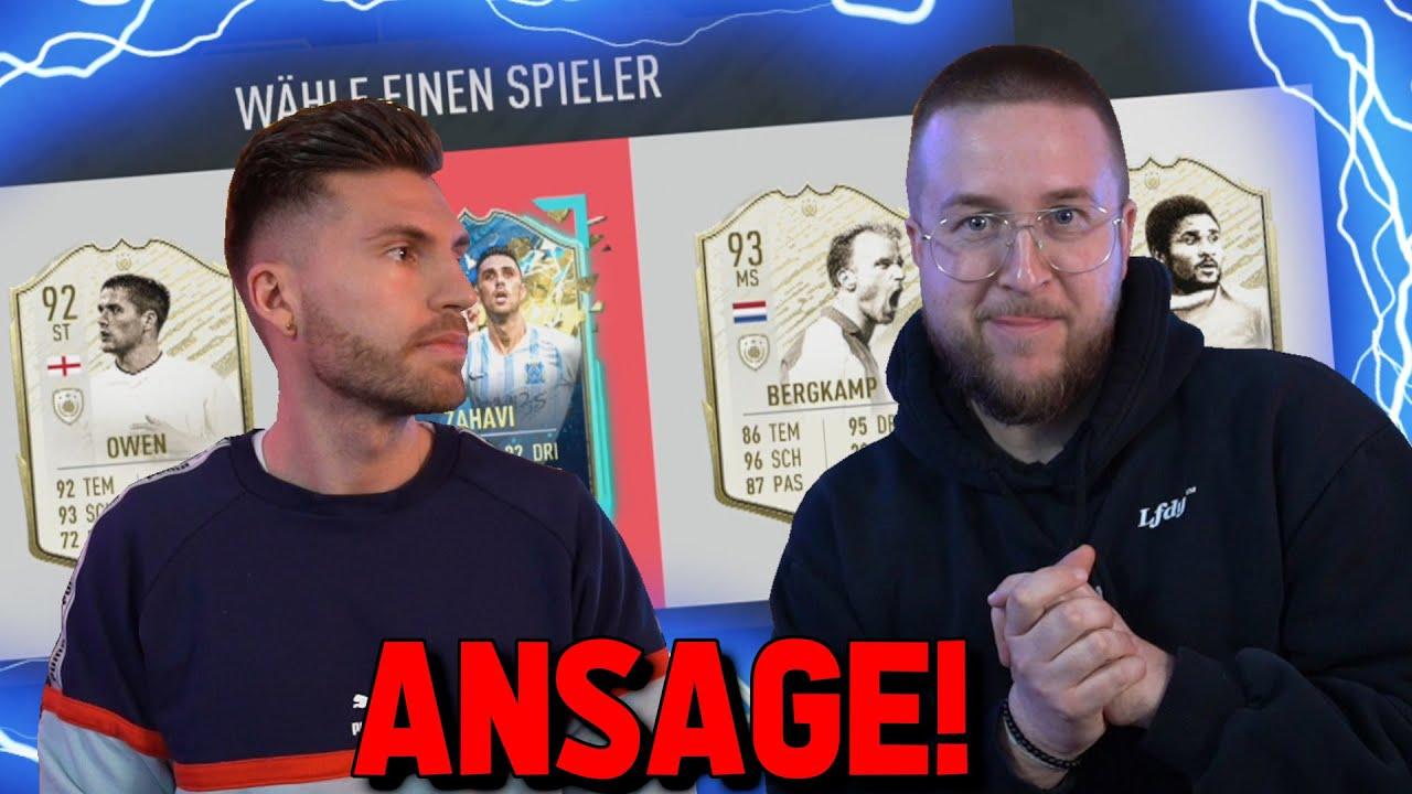 ANSAGE von Timo beim DRAFT BATTLE gegen Simon 😱🔥 Tisi Schubech Stream Highlights