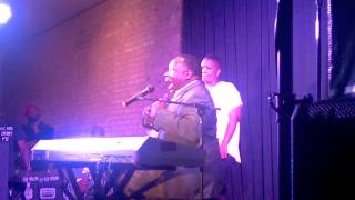 Avery Sunshine The Music Experience Chicago Safe In His Arms with Darius Brooks