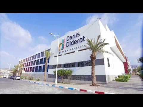 Groupe Scolaire Denis Diderot | Agadir