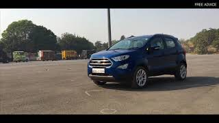 TATA NEXON VS NEW FORD ECOSPORT 2017 MOST DETAILED COMPARISON & AN HONEST OPINION