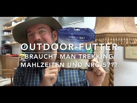 Outdoor-Futter: Sinn und Unsinn von teurer Outdoor-Nahrung.