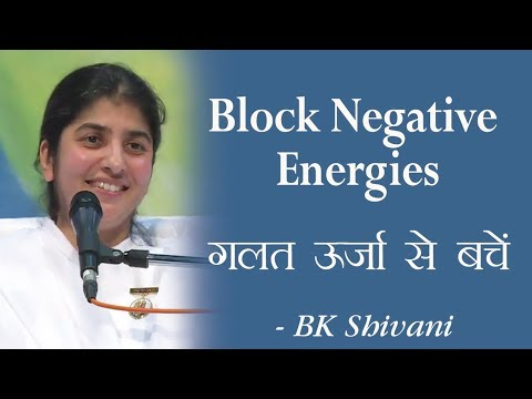Block Negative Energies: 25b: BK Shivani (English Subtitles)