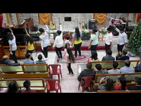 KJCF Christmas Carols 2017 - Revival Centre Church Sunday School choreography mp3
