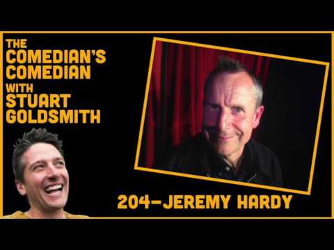 The Comedian's Comedian - 204 - Jeremy Hardy (Live at Soho Theatre)