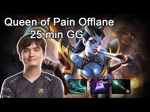 Iceiceice Queen Of Pain Offlane