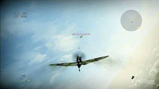 IL-2: Sturmovik: Birds of Prey Xbox 360 Gameplay - Struggling on Realistic Difficulty