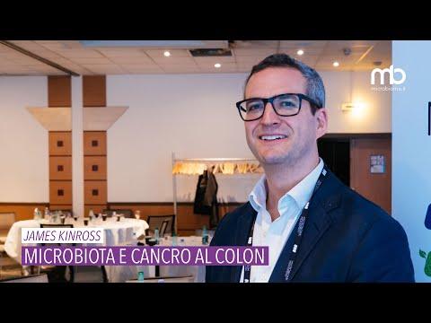 James Kinross - Microbiota e tumore del colon