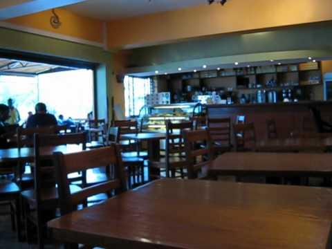 Cafe Pap, Kampala, Uganda