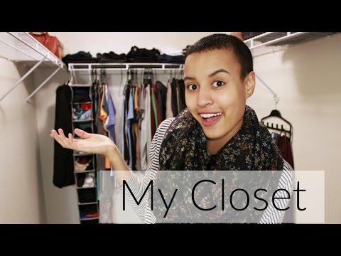 Closet Tour | Simple & Minimal