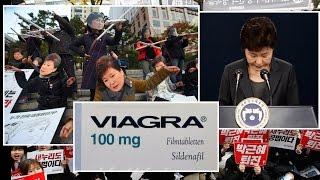 Dinh tổng thống Nam Hàn phải giải thích lý do mua 360 viên Viagra