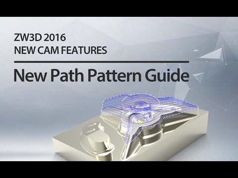 ZW3D Compare version - ZW3D โปรแกรมเขียนแบบ CAD CAM สำหรับสร้าง G