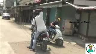 Police beating violators of lock-down|पुलिस ने भारत में लॉकडाउन उल्लंघनकर्ताओं की पिटाई की |corona|