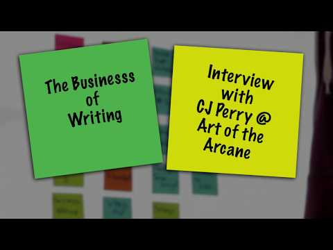 letter Swaps  with CJ Perry of Art of the Arcane