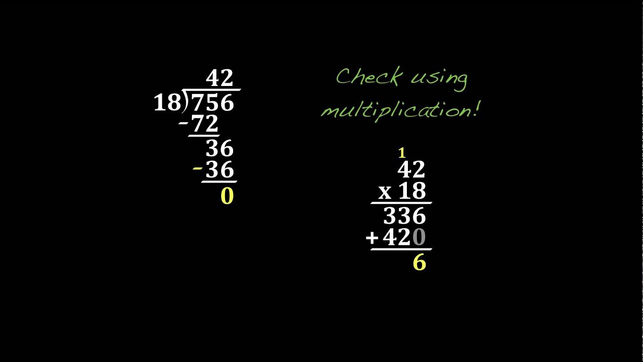 Worksheet Long Division 2 Digit Divisor long division with 2 digit divisors youtube divisors