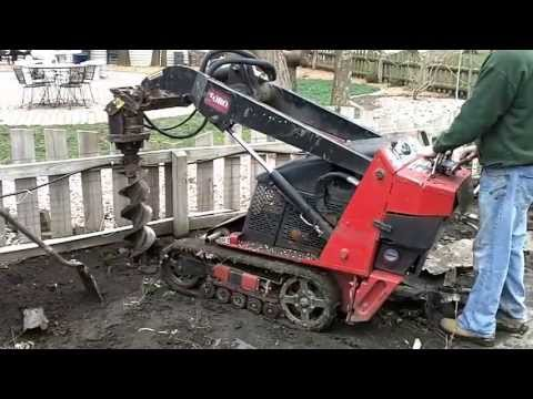 Toolshed Trade 49cc Post Hole Borer Funnycat Tv