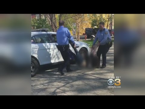 Woman Struck After Philly Police Cruiser Was Put In Reverse