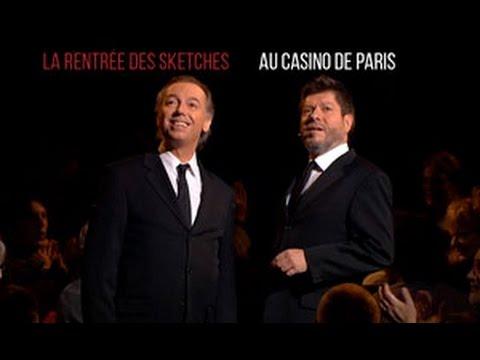 Chevallier et Laspalès - La rentrée des sketches au Casino de Paris