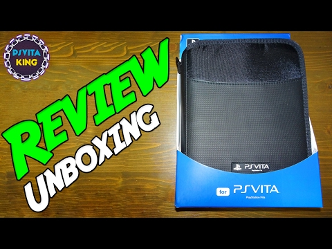 ps-vita-deluxe-travel-case-4gamers-(spc9002)-review-|-best-vita-case!