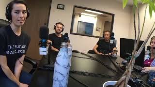 The Expanse cast live stream on LA Talk Radio FULL (May 21)