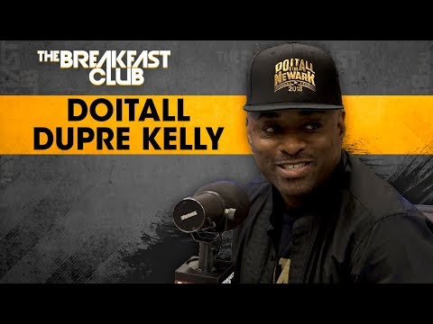 Doitall Dupré Kelly On Jumping Into Politics After Hip-Hop And His 'Do It All' Attitude
