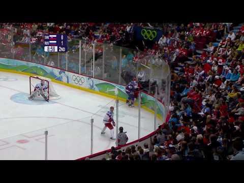 Slovakia 2-1 Russia - Men's Ice Hockey | Vancouver 2010 Winter Olympics