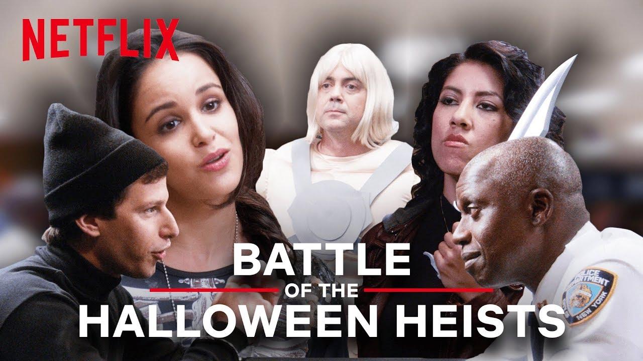 Download Brooklyn Nine-Nine   Battle of the Halloween Heists
