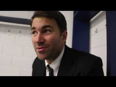 EDDIE HEARN REACTS TO TONY BEL - VamosDotPK