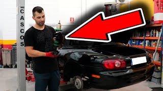 Nueva Suspension Roscada Para Mi Mazda Mx5 Nb2 | Laur'S Garage | Hsd Monopro |