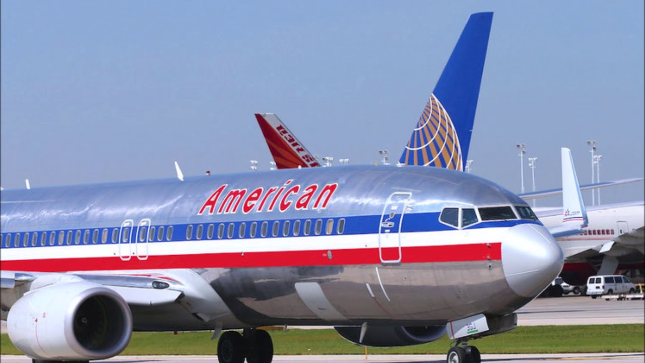 NAACP Lifts Travel Ban Against American Airlines