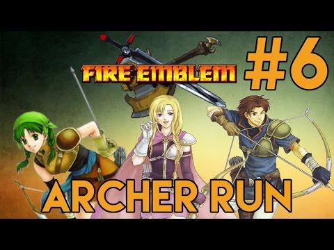 The Gem Story - Fire Emblem 7: The Blazing Sword [ARCHER CHALLENGE RUN] #6