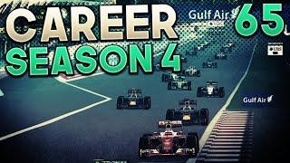 F1 2016 Career Mode Part 65: THE AUSSIE STEALS IT