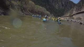 Colorado River Rafting: Shoshone Rapids