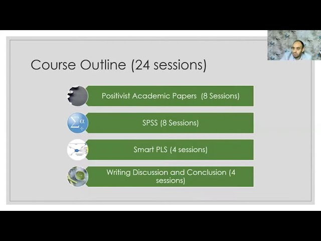 Lecture 1 Positivist Research - Introduction (Arabic - Lecture 1 of 6)