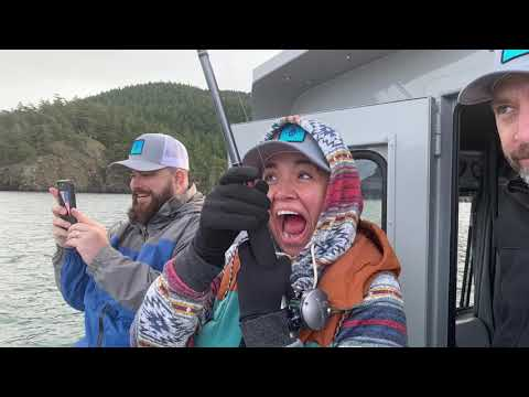 Veterans Salmon Fishing - Friday Harbor, Washington