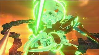 Gundam Breaker 2 - Island Iffish Mission 10 (Iron Bear Mk.Z)