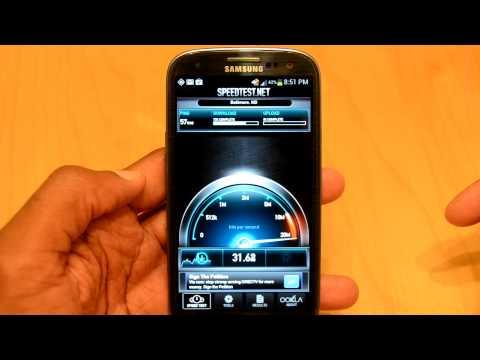 Samsung Galaxy S III 4G LTE (AT&T) Impressions