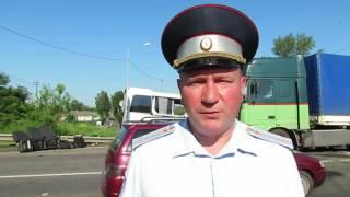 Ио начальника ОГИБДД Фатежского района Курской области Цуканов Андрей Михайлович