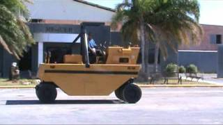 COMPACTADOR NEUMATICO CAT PS130 //1807505 MEQCER CERRALVO LUIS LAURO RIOS LUISLAURORIOS