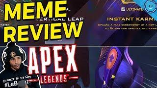 APEX LEGENDS MEME REVIEW! - BEST OF REDDIT