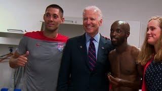 Behind the Scenes: Inside the U.S. National Team Locker Room