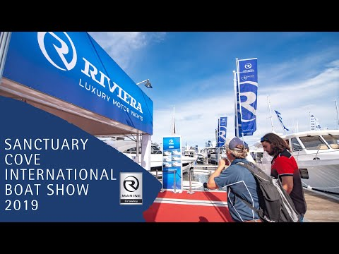 R Marine Crawley & The Sanctuary Cove International Boat Show 2019