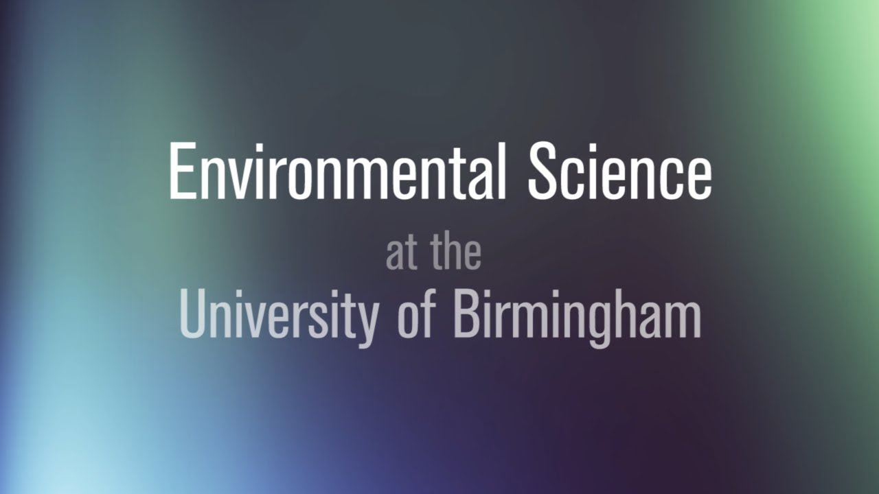 BSc (Hons) Environmental Science with Professional Placement