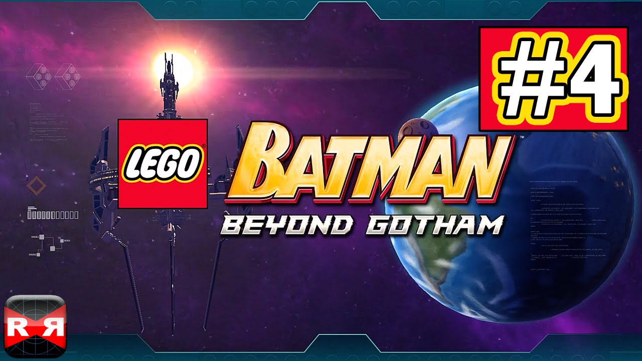 LEGO Batman: Beyond Gotham (By Warner Bros.) - iOS ...