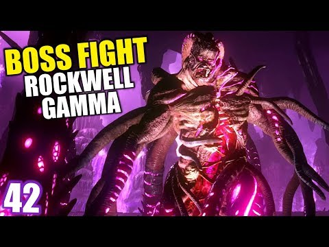 Ark Aberration #42 Boss Fight: Rockwell (Gamma) | Let's Play Deutsch || Gameplay German