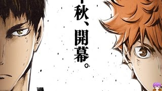 Haikyuu!! Season 3 To Have Only 10 Episodes